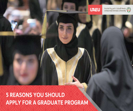Reasons You Should Apply For Graduate Programs