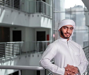 UAE Portrait of a Nation: The Emirati poet who is training to be a neurosurgeon