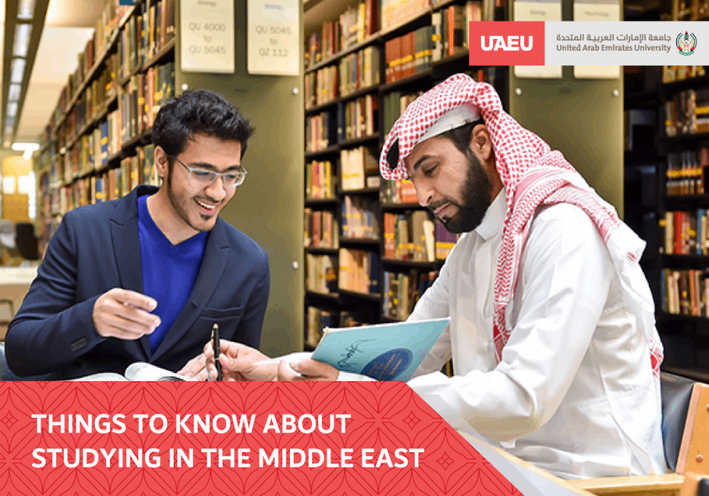 Things to Know About Studying in the Middle East