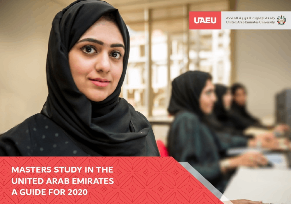 Masters Study In The United Arab Emirates