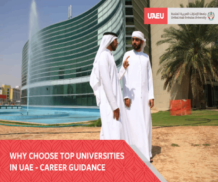 Why Choose top universities in UAE - Career Guidance